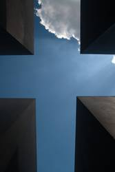 crossing the sky