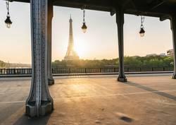 Sonnenaufang in Paris