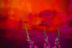 Wertvoll / 3 Blumen