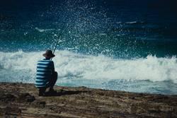 """der """"Alte """" Mann und das Meer"""