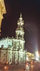 Kathetrale in Dresden