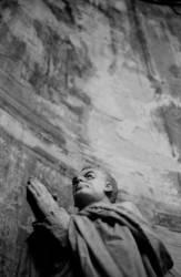 a prayer of stone