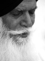 Priester der Sikh