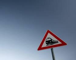 Freie Bahn der Bahn!