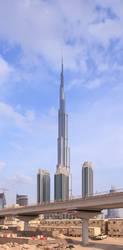 Burj Khalifa 2009