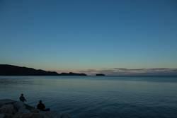 allein zu zwein in Neuseeland