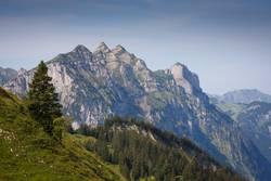 Bregenzerwald-Berge