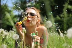 Sommerblasen