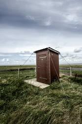 Die dreckigste Toilette Schottlands...