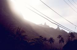 hawaiian mountains II