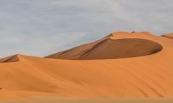 Große Sanddühne