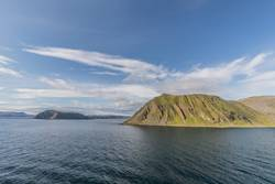 Norwegens Küste Richtung Nordkap