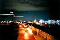Berliner Nachtlicht