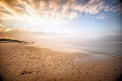 Der Tag geht, das Meer bleibt