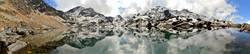 Gosainkunda Mirror Lake, Himalayas, Nepal