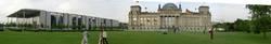 Bundestag Panorama