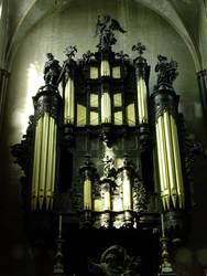 Orgel in Brügge