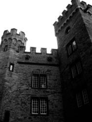 alte Burg in Stolzenfels