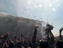 Festival-Menge