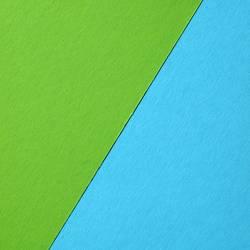 [grün/blau]