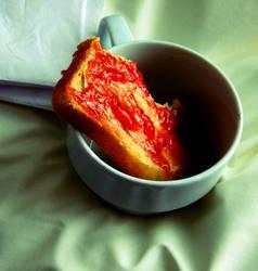genau my cup of toast !
