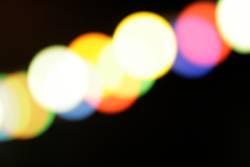 Grillpartyfestbeleuchtungslichterkette