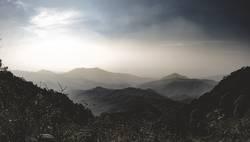Berge in Thailand