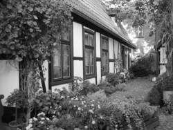 Fischerhaus in Warnemünde