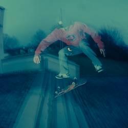 Backside Kickflip