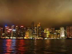 Hong Kong bei Nacht 2