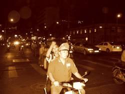 Polizei in Saigon