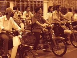 Strassen von Saigon