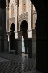 Arabischer Innenhof