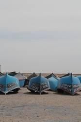 Wüsten Boote