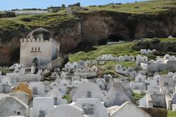 Friedhof über Fés