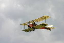 Albertros im Wolkenflug