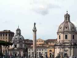 ROMA - Kuppeln & Säulen
