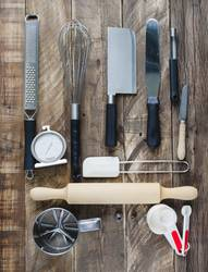 Tools used for cooking