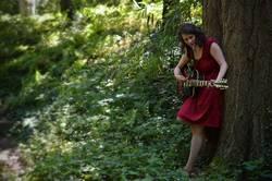 Schneewittchen spielt Gitarre | wen die Muse küsst