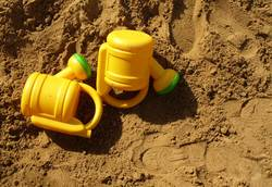 Sandkastenbefeuchtungszwillinge