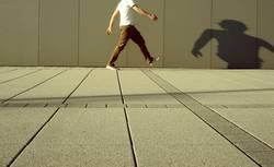 VORWÄRTS GEHEN | typ people person mann bewegung urban