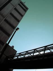 WONDERLAND AVENUE | hochhaus gebäude architektur brücke
