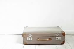 Ich hab noch einen Koffer in...