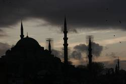 Moschee am Abend, Islam im Aufbruch
