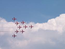 Red Arrows 05