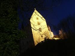 night @ castle meissen