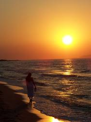 into the sunset -1-