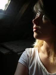 immer im Dunkeln