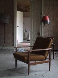 mifune's living room