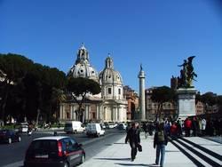 Foro Traiano (Rom, Italien)